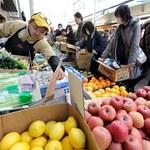 Chiny są największym konsumentem artykułów spożywczych na świecie