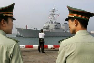 Chiny taśmowo produkują niszczyciele rakietowe