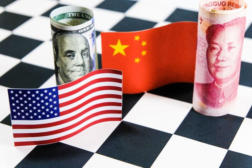 Chiny to niejedyne wyzwanie USA. /123RF/PICSEL