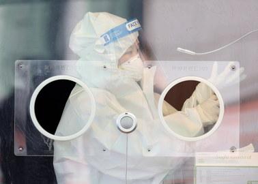 Chiny utrudniają WHO dostęp do danych o pierwszych przypadkach Covid-19