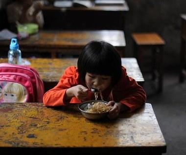 Chiny w potrzasku przez politykę jednego dziecka