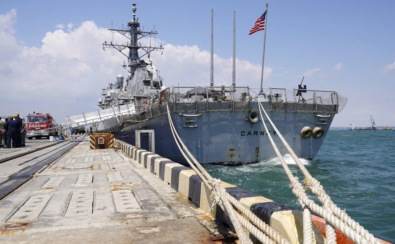 Chiny wezwały USA do zmniejszenia aktywności wojskowej na pobliskich morzach