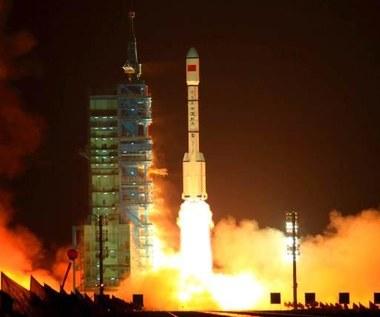 Chiny wystrzeliły pierwszy moduł stacji kosmicznej