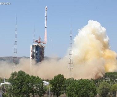 Chiny wystrzeliły trzy cywilne satelity obserwacyjne
