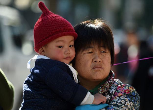 """Chiny zniosły zasadę """"jednego dziecka"""" /AFP"""