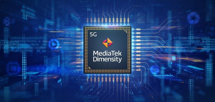 Chipset MediaTek Dimensity Fot. MediaTek /materiał zewnętrzny