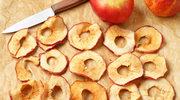 Chipsy owocowe na zdrowie