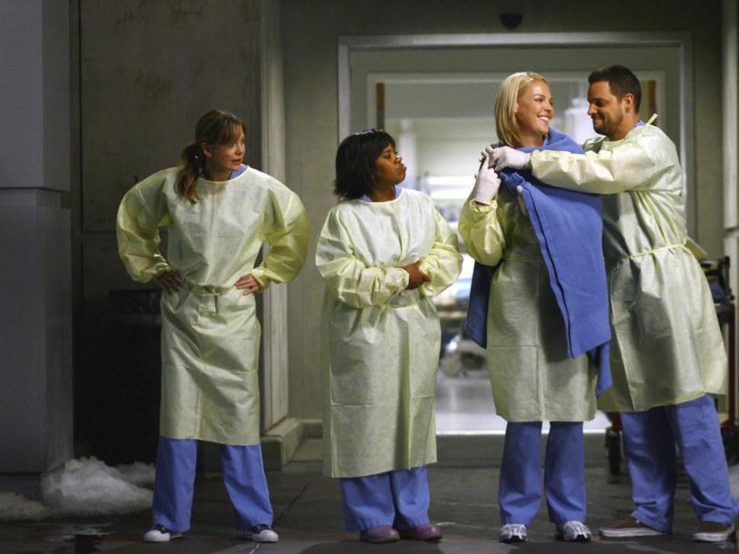 Chirurdzy jak zawsze mają ręce pełne roboty. /materiały prasowe