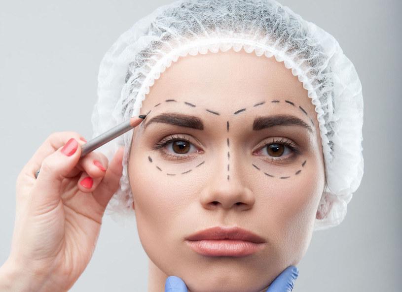Chirurgia plastyczna nie jest koniecznością, jest pragnieniem, czasem wręcz kaprysem /Picsel /123RF/PICSEL