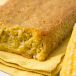Chleb kukurydziany z morelami