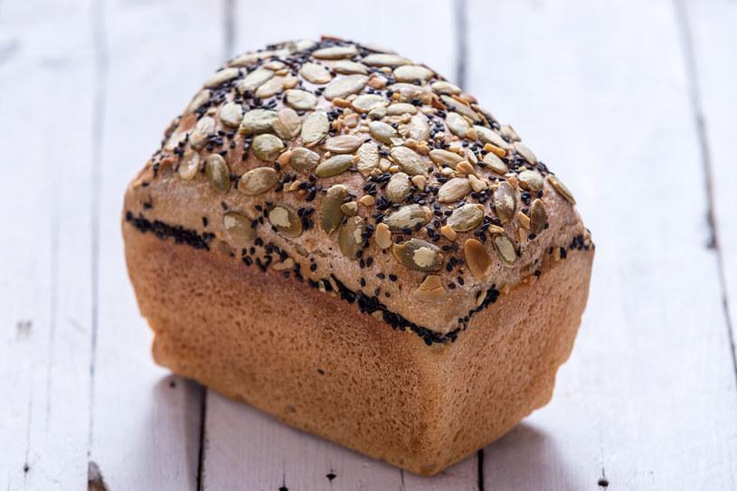 Chleb z pestkami dyni /©123RF/PICSEL