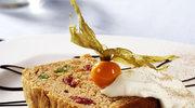 Chlebek ryżowo-gryczany z jagodami lub żurawiną