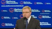 Chlebowski zawiesza członkostwo w PO