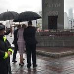 Chłodne powitanie prezydenta Dudy i burmistrza Jersey City