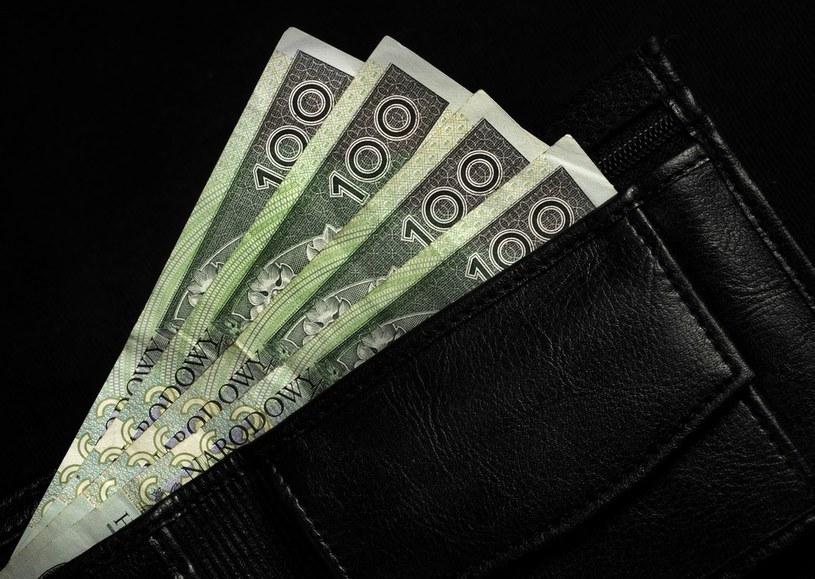 Chłopcy znaleźli 10 tys. złotych /Bartosz Krupa /East News