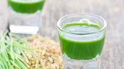 Chlorofil - zdrowie ma kolor zielony