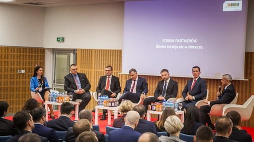 Chmura pomoże polskim firmom