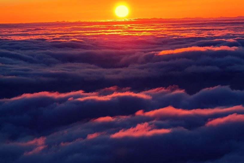 Chmury cieszą nasze oczy /©123RF/PICSEL