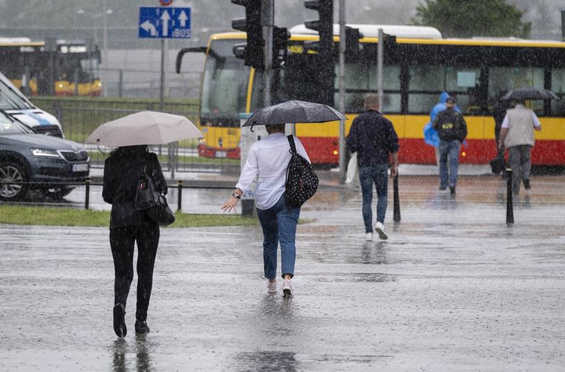Choć mamy wiosnę, to pogoda jest jesienna /K.DOBUSZYNSKI/Polska Press /East News