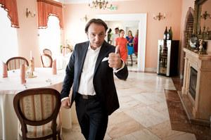 Choć wcale tego nie chce, Michel Moran staje się gwiazdą dzięki programowi /Bartosz Siedlik /TVN
