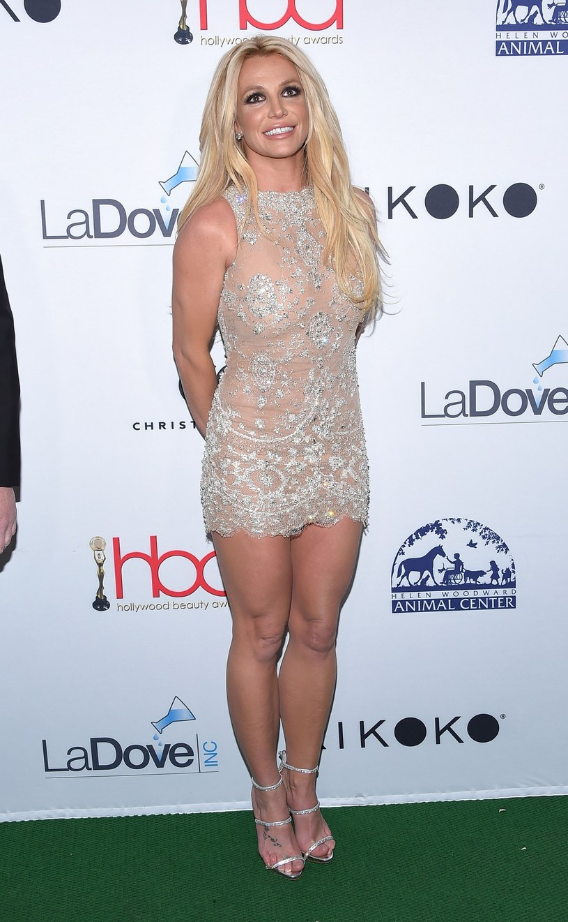 Choć z odległej perspektywy Britney wygląda bardzo kusząco... /East News