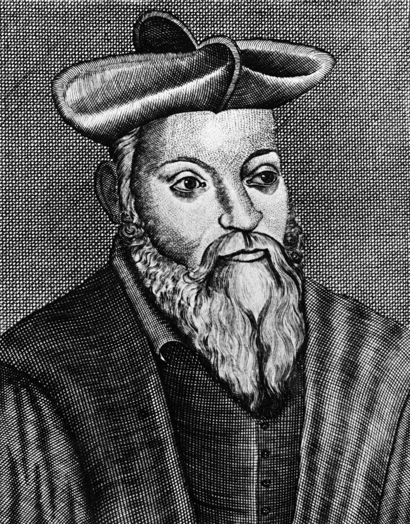 Choć żył kilkaset lat temu, Nostradamus wciąż jest na ustach wszystkich /Ann Ronan Picture Library/Image State/East News /East News