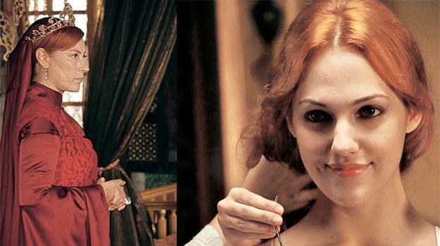 Chociaż Vahide Percun jest doświadczoną aktorką, przejęcie roli Hurrem było dla niej poważnym wyzwaniem. Czy sobie z nim poradziła? Zdania są podzielone... /materiały prasowe