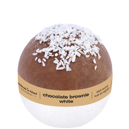 Chocolate Brownie kula do kąpieli /INTERIA.PL/materiały prasowe