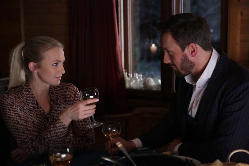 Chodakowska zaprosi Leszka na kolację. Zagra go Sławomir Uniatowski /Agencja W. Impact