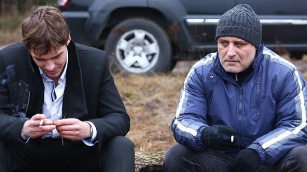 Chodakowski będzie obwiniał się o śmierć Kasi. /www.mjakmilosc.tvp.pl/