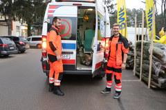 Choinki dla medyków w Rzeszowie