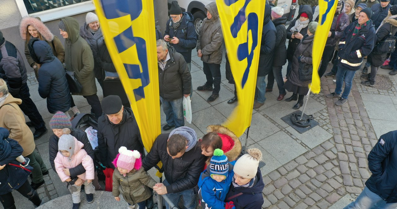 Choinki pod choinkę od RMF FM: Byliśmy w Olsztynie!