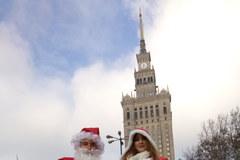 Choinki pod choinkę od RMF FM: Jesteśmy w Warszawie!