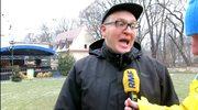 """""""Choinki pod choinkę"""" od RMF FM trafiły do żywej szopki ojców franciszkanów!"""
