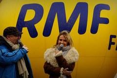 Choinki pod choinkę od RMF FM w Warszawie