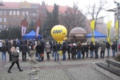 Choinki pod choinkę od RMF FM zawitały do Szczecina