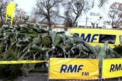 Choinkowy konwój RMF FM dotarł do Lublina