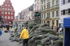 Choinkowy konwój RMF FM zawitał do Wrocławia