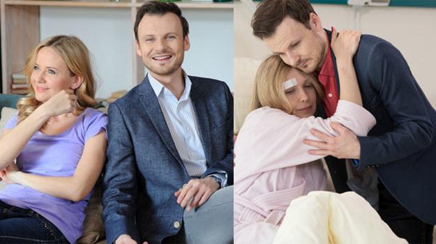 Chojnicki będzie miał dziecko z żoną... i kochanką! /Agencja W. Impact