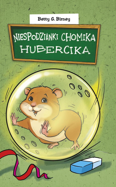 Chomik Hubercik /INTERIA.PL/materiały prasowe