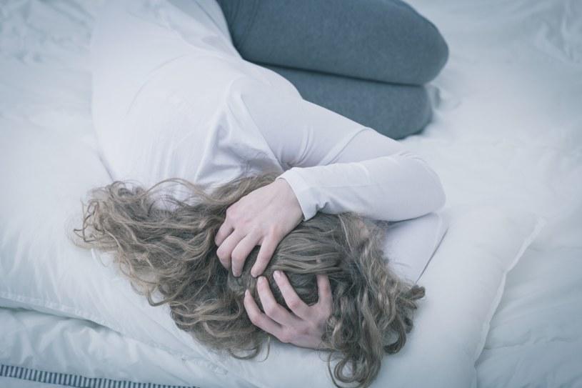 Choroba jest reakcją na traumę /©123RF/PICSEL