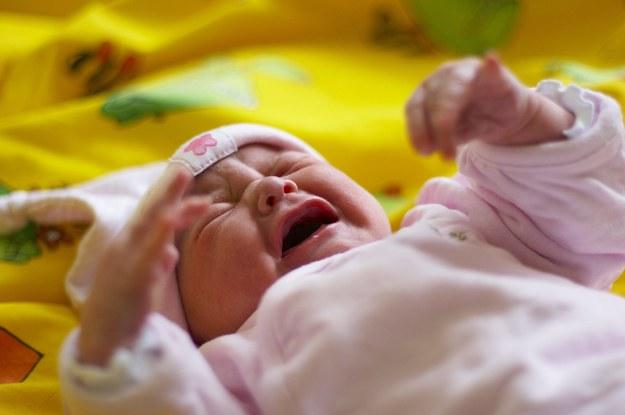 Choroba najbardziej zagraża w pierwszym roku życia /CHROMORANGE  /PAP/EPA