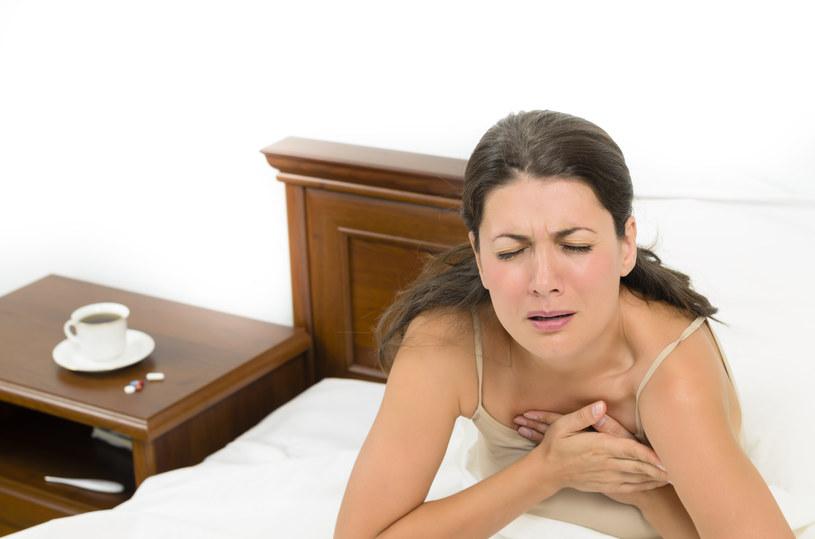 Choroby krążenia są najczęstszą przyczyną śmierci kobiet. /123RF/PICSEL