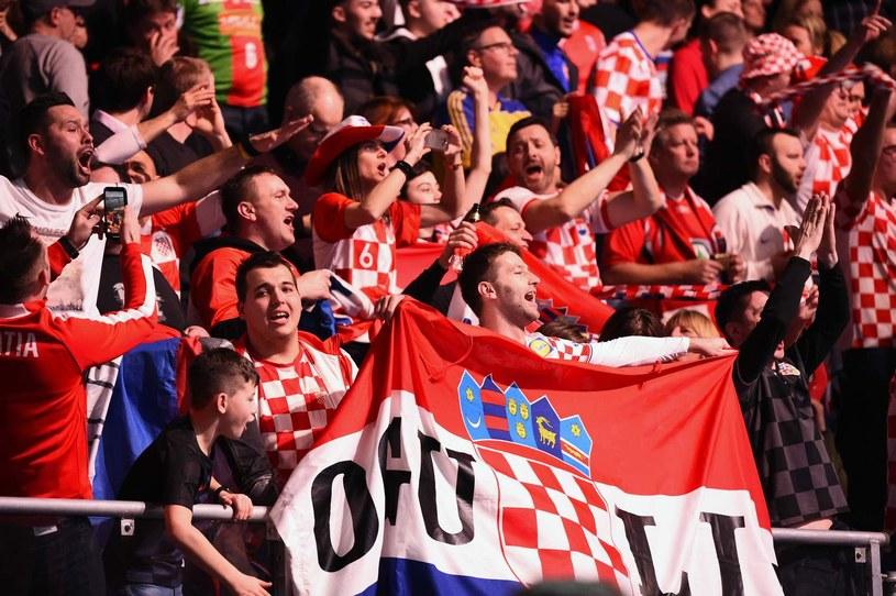 Chorwaccy kibice /AFP