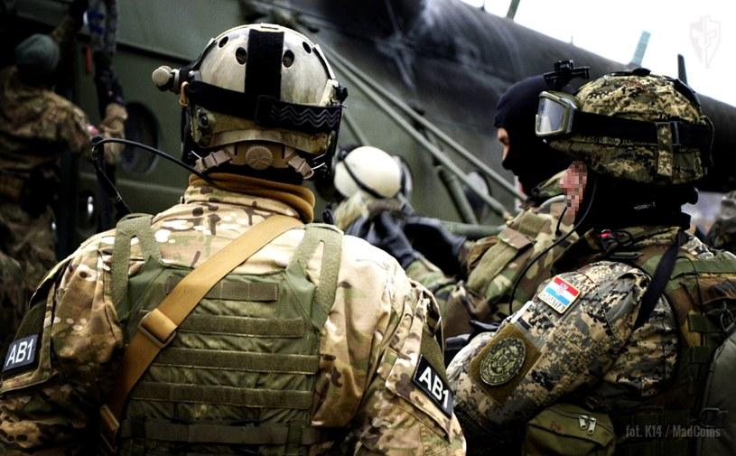 Chorwaci są częstymi gośćmi na ćwiczeniach w Polsce /archiwum DWS/Karol Nowicki /INTERIA.PL/materiały prasowe