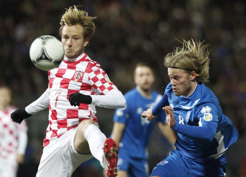 Chorwaci są w lepszej sytuacji przed rewanżem /PAP/EPA