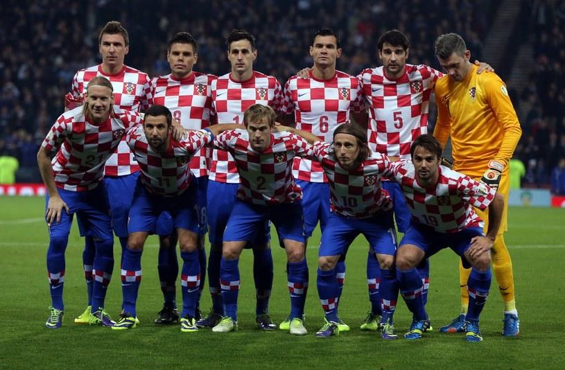 Chorwaci zmierzą się z Islandią w barażach o awans do mundialu w Brazylii /AFP
