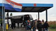 """Chorwacja do uchodźców: """"Nie przyjeżdżajcie"""""""