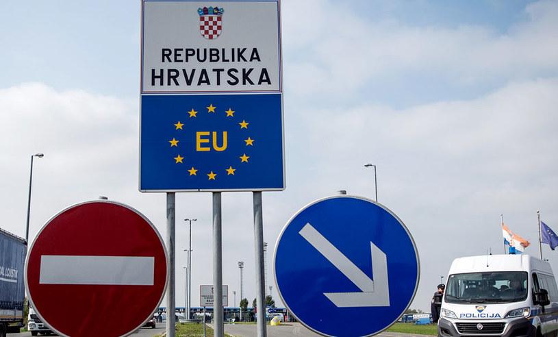 Chorwacja: Dwóch migrantów znaleziono martwych w lesie (zdjęcie ilustracyjne) /ANDREJ ISAKOVIC /AFP