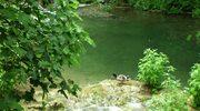 Chorwacja: Imponujący wodospad w rezerwacie Krka